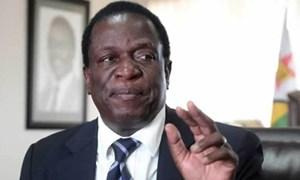Tân tổng thống Zimbabwe thay thế hai Bộ trưởng