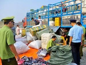 Tăng cường đấu tranh chống buôn lậu, gian lận thương mại, hàng giả dịp Tết Nguyên đán