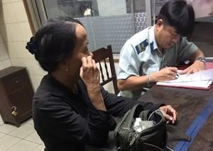 Bắt 'nữ quái' thuê nhà chờ của bệnh viện để bán ma túy