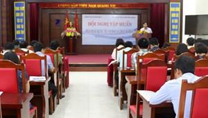 Tập huấn 'Hội nhập quốc tế - Cơ hội và thách thức'