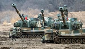 Mỹ, Hàn tập trận chung  bất chấp cảnh báo của Triều Tiên
