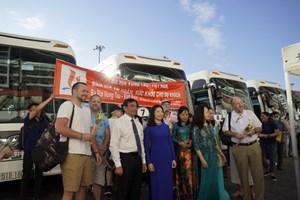 Bà Rịa - Vũng Tàu: Đón nhiều du khách quốc tế