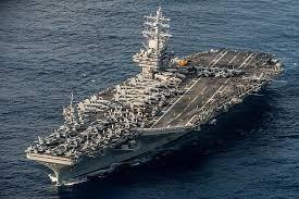 Tàu sân bay Mỹ chuẩn bị tập trận với Hàn Quốc
