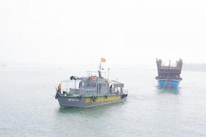 Hai tàu cá Quảng Nam gặp nạn trên biển