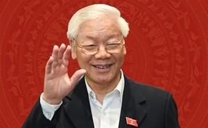 Tổng Bí thư, Chủ tịch nước gửi thư chúc Tết Trung thu cho các cháu thiếu nhi
