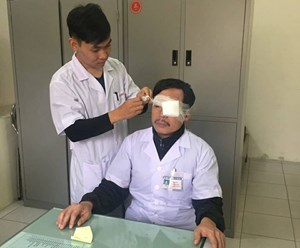 Thái Bình: Bắt giữ đối tượng hành hung bác sỹ