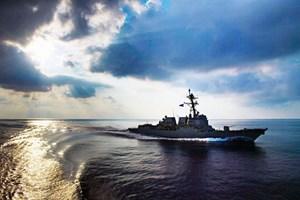 Thái Lan cử tàu sân bay tập trận chống ngầm cùng Mỹ