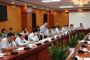 Thanh tra việc tái cơ cấu doanh nghiệp nhà nước thuộc Bộ Công thương