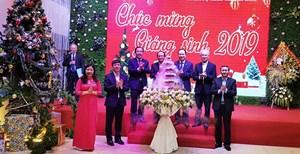 Tỉnh Thanh Hoá chúc mừng Giáng sinh 2019