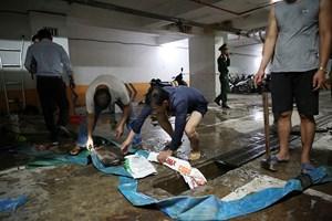 Hà Nội tiếp tục công bố kết quả kiểm tra chất lượng nước sạch