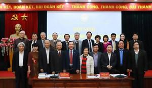 Triển khai công tác Hội đồng tư vấn về Dân chủ và Pháp luật nhiệm kỳ 2019-2024