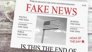 Thế giới ngày càng lo ngại về thông tin giả mạo trên Internet