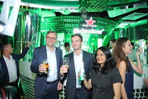 'The world of Heineken': Trải nghiệm hoàn hảo tại 3 tầng cao nhất của toà nhà Bitexco