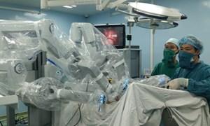 Thêm bệnh viện triển khai phẫu thuật bằng robot