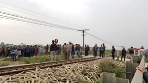 Thêm hai người chết trên đường ray tàu hỏa