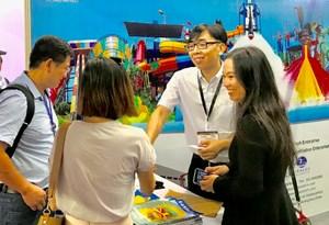 Doanh nghiệp 20 quốc gia tham gia Triển lãm máy móc thiết bị vui chơi giải trí tại Việt Nam