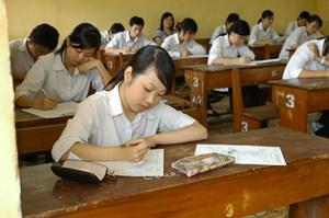Thi tốt nghiệp THPT quốc gia: Hồi hộp chờ đề minh họa
