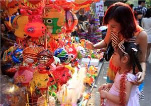 Thị trường Trung thu: Đa dạng các sản phẩm thuần Việt