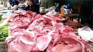 Thịt heo bị tiêm thuốc an thần: Nguy hại cho người dùng