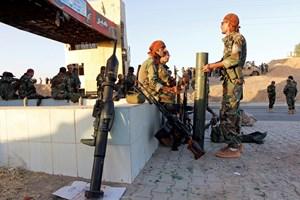 Thổ Nhĩ Kỳ không kích phiến quân người Kurd tại Iraq
