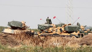 Syria: Thổ Nhĩ Kỳ xác nhận tấn công các mục tiêu ở Idlib