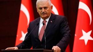 Thổ Nhĩ Kỳ xây tường biên giới với Syria