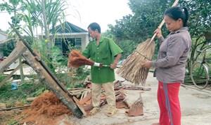 Những hộ xin thoát nghèo ở Sơn Nga