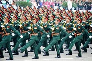 Thông tư hướng dẫn mức lương cơ sở trong các đơn vị Bộ Quốc phòng