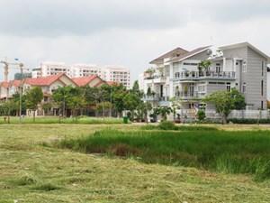 Thông tư quy định mới về thu tiền sử dụng đất