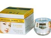 Thu hồi 3 mẫu mỹ phẩm Hoa Việt có hàm lượng thủy ngân vượt phép
