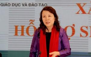 Thứ trưởng Bộ GD-ĐT: Không nên bỏ Ban đại diện cha mẹ học sinh