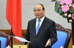 Thủ tướng: Giữ vững ổn định kinh tế vĩ mô, tạo môi trường thuận lợi cho sản xuất kinh doanh