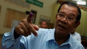 Thủ tướng Hun Sen bác đề nghị đối thoại của cựu lãnh đạo đối lập