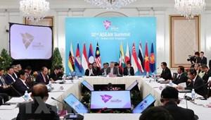 Thủ tướng tham dự Phiên họp toàn thể Hội nghị cấp cao ASEAN lần thứ 32