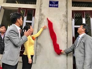 """Thừa Thiên - Huế: Bàn giao nhà """"Đại đoàn kết"""" cho hộ nghèo"""