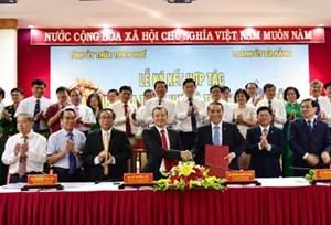 Thừa Thiên - Huế, Đà Nẵng: Ký kết mở rộng không gian liên kết