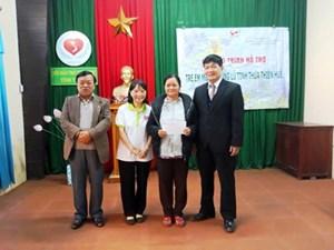 Thừa Thiên - Huế: Hơn 7 tỷ đồng giúp đỡ người khuyết tật và trẻ mồ côi