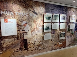 Chuyện nghề địa chất: Kỷ vật và ký ức
