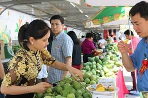 300 gian hàng tham gia Festival sản phẩm nông nghiệp và làng nghề Hà Nội lần thứ nhất