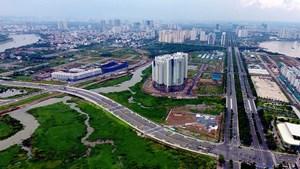 TP Hồ Chí Minh: Đề nghị hướng dẫn thành lập mô hình thành phố phía Đông
