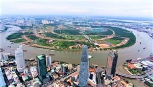 TP HCM khởi động dự án Khu đô thị mới Thủ Thiêm