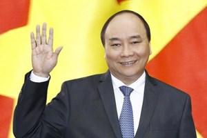 Thủ tướng Nguyễn Xuân Phúc lên đường dự lễ đăng quang Nhà Vua Nhật Bản