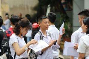 Lịch thi vào lớp 10 THPT Hà Nội: Sẽ công bố sau khi học sinh đi học trở lại