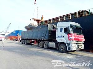 Tiếp nhận 5.300 tấn gạo viện trợ từ Chính phủ Hàn Quốc