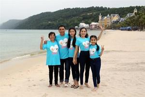 Tiết lộ địa điểm nghỉ dưỡng khiến gia đình sao Việt mê mẩn