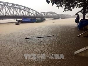 Tìm hướng thoát lũ cho sông Hương