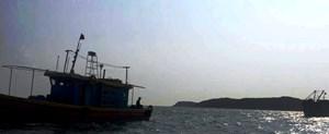 Tìm thấy thi thấy thi thể ngư dân chìm tàu câu mực ở quần đảo Trường Sa