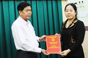 Long An bổ nhiệm Phó Giám đốc Sở Giáo dục và Đào tạo