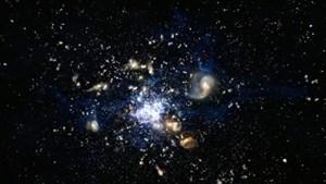 Phát hiện nhóm thiên hà được cho là lâu đời nhất vũ trụ