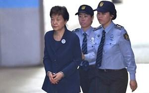 Tòa án Hàn Quốc sẽ xét xử vắng mặt cựu Tổng thống Park Geun-hye